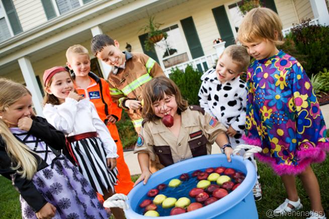 10 ideias de brincadeira para festa